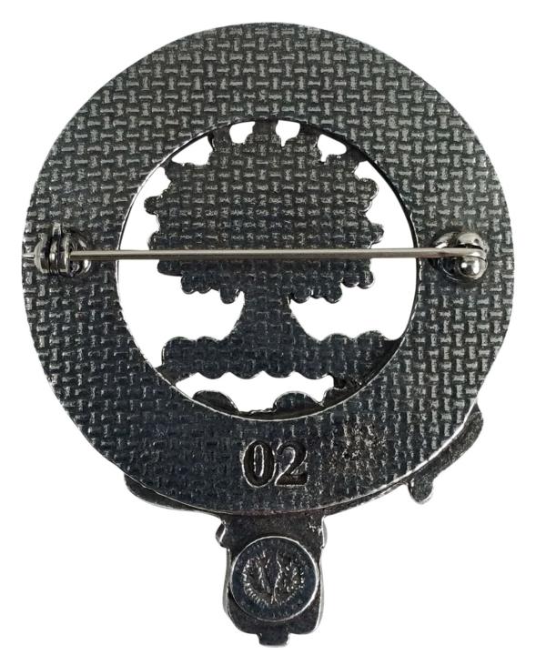 Anderson Clan Crest Cap Badge Brooch