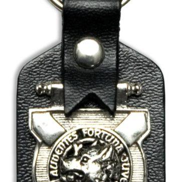 Clan Crest Key Fob