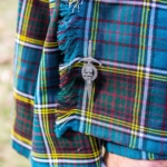 Clan Crest Kilt Pin