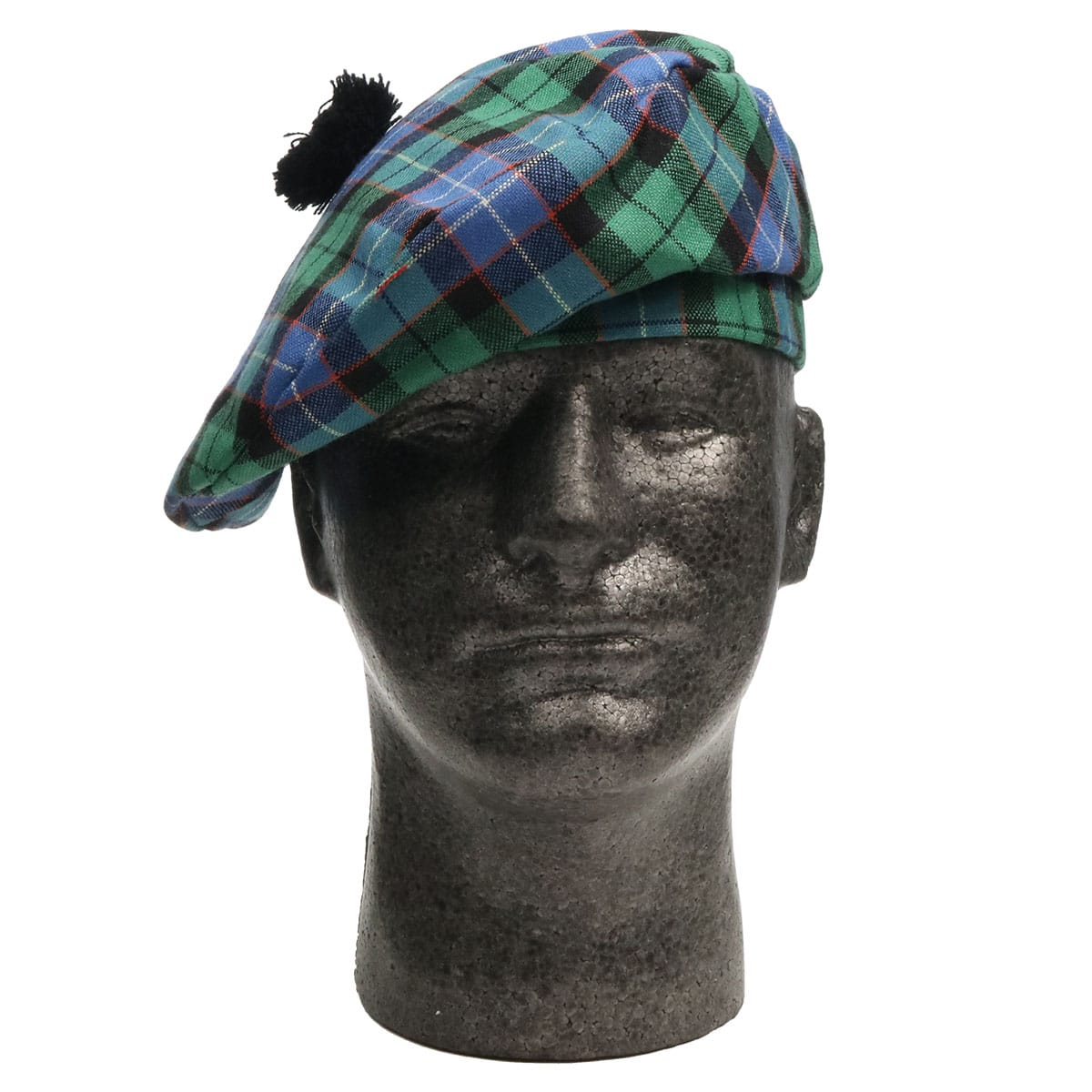 Russell Ancient Spring Weight Balmoral Scottish hat from The Celtic Croft