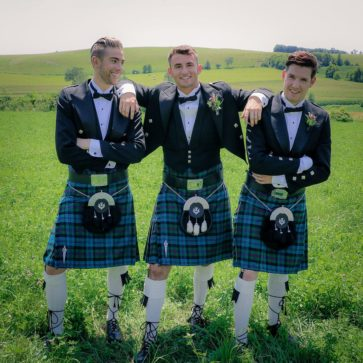 Formal Kilt Rental Packages