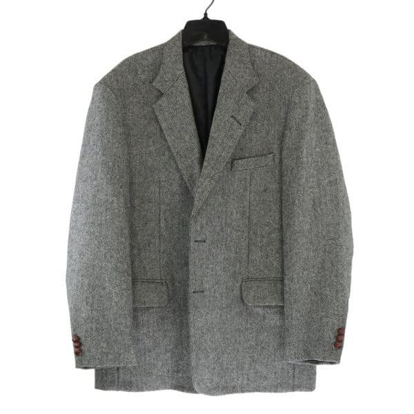 Tweed blazer by the Celtic Croft