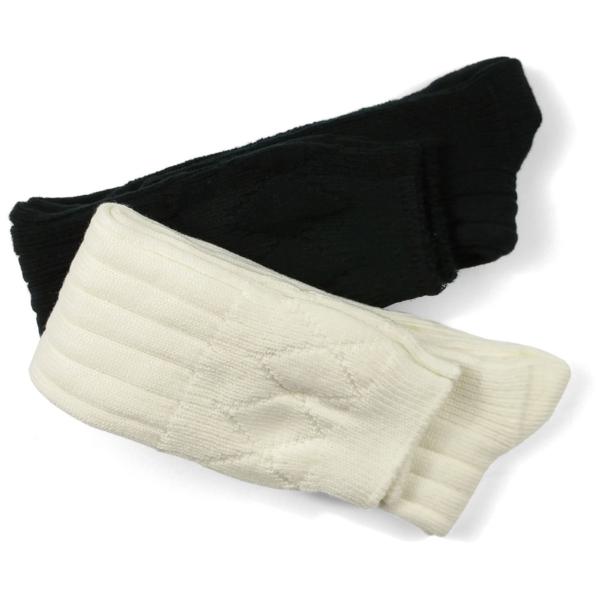 Wool Blend Kilt Hose