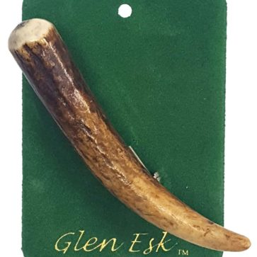 Antler Point Kilt Pin