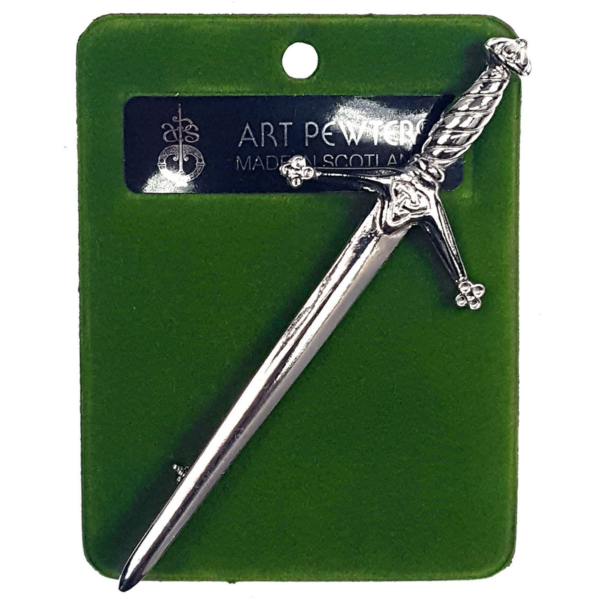 Claymore Sword Kilt Pin