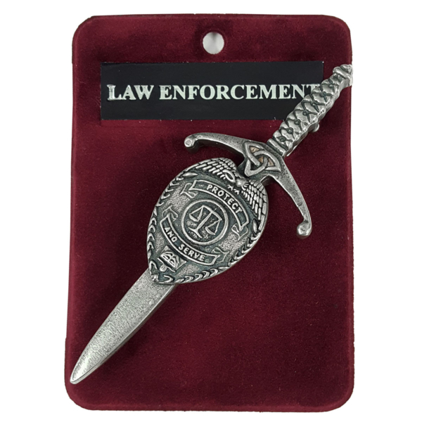Law Enforcement Kilt Pin