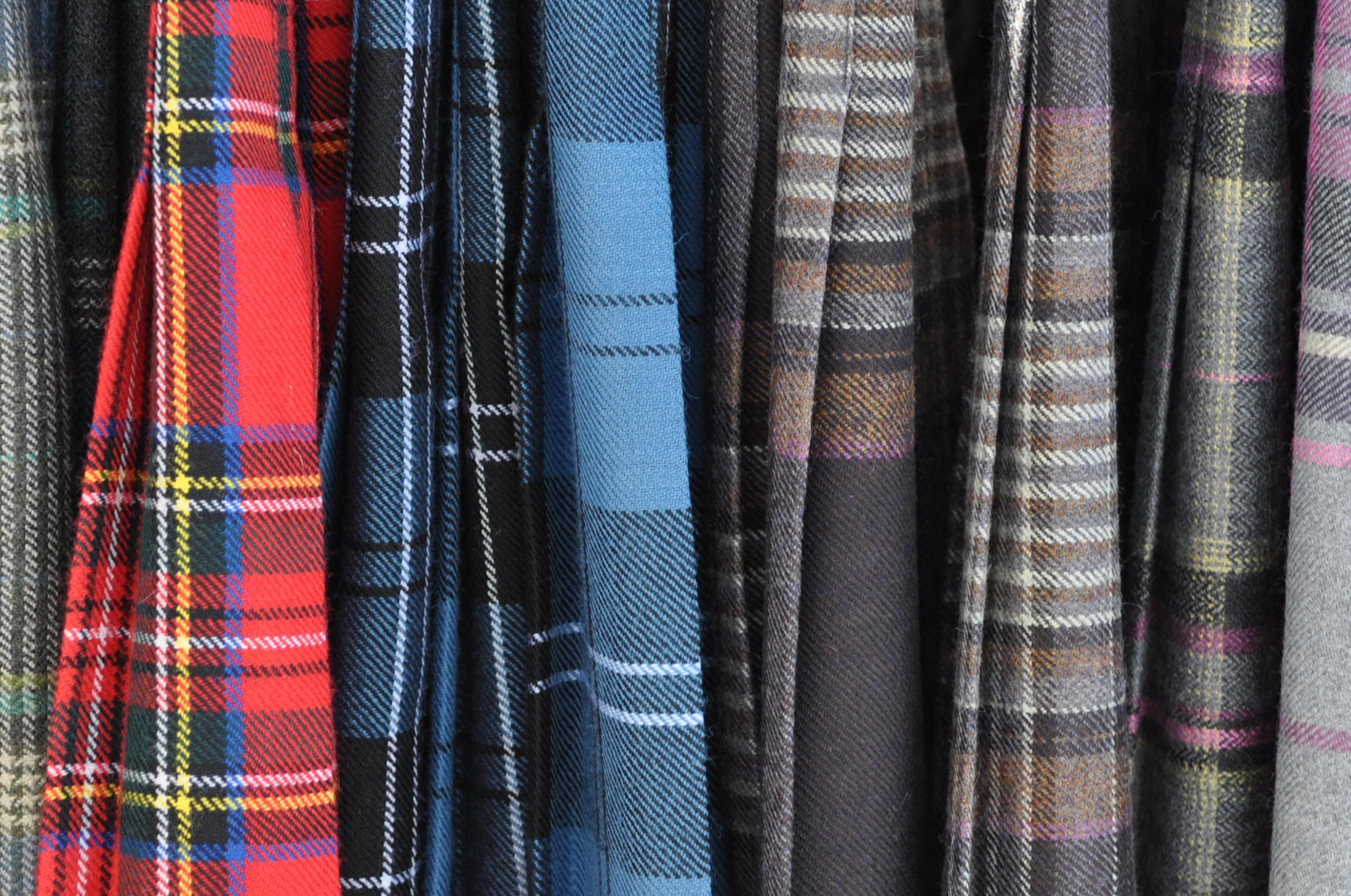 Tartan? Plaid? What's the Difference?