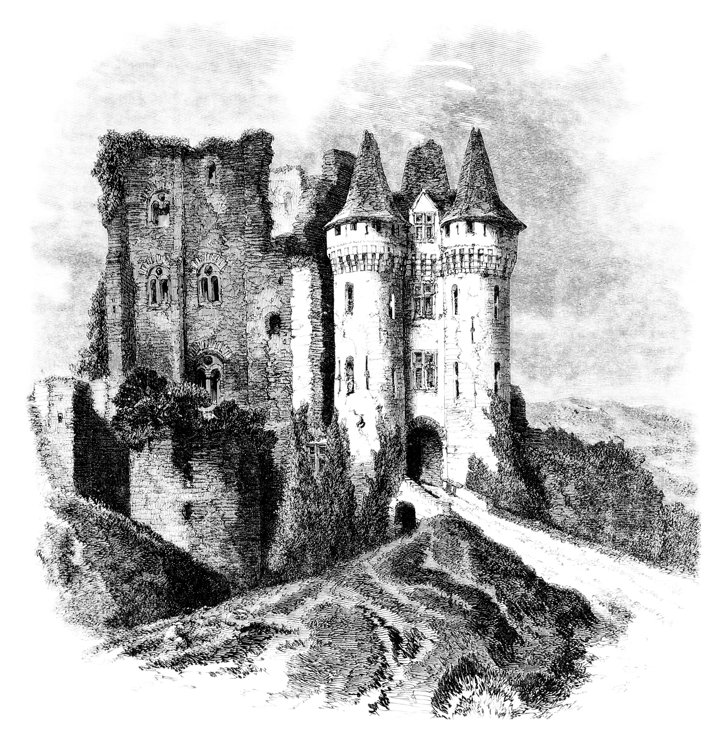 Abbildung, gravure, engraving : 1860