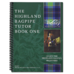 National Piping Center College of Piping Highland Bagpipe Tutor Book One