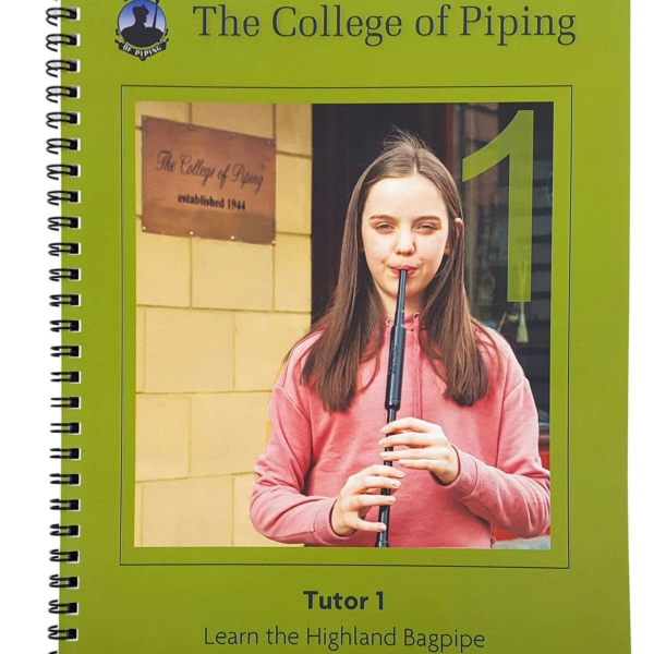 This is by far one of the best selling bagpipe tuition books. It has been the starting point for a lot of today's great pipers. The aim of those responsible for the publication of this book has been to present a number of simplified explanations, in carefully chosen steps, so that anyone may easily become a competent performer on Scotland's national instrument. Published by The College of Piping