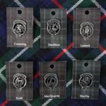 Clan Crest Mini Badges