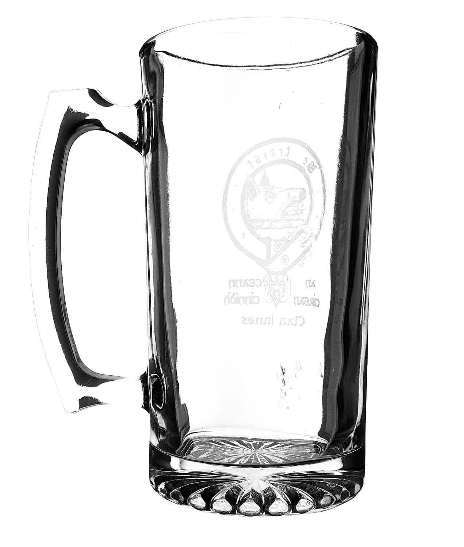 CCT01-CL-1779 Innes Clan Crest 26 oz Beer Mug 2