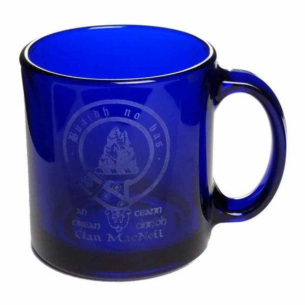 CCT18-CL-1744 MacNeil Clan Crest Mug