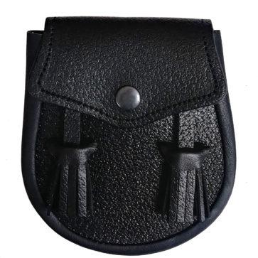 Kid Size Leather Sporran