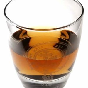 Clan Crest Whiskey glass