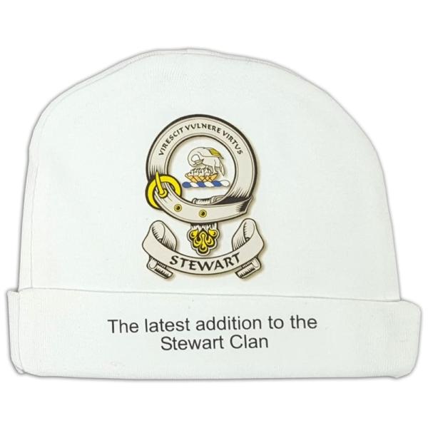 Clan Crest Baby Hat