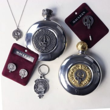 Clearance Clan Crest Stuff