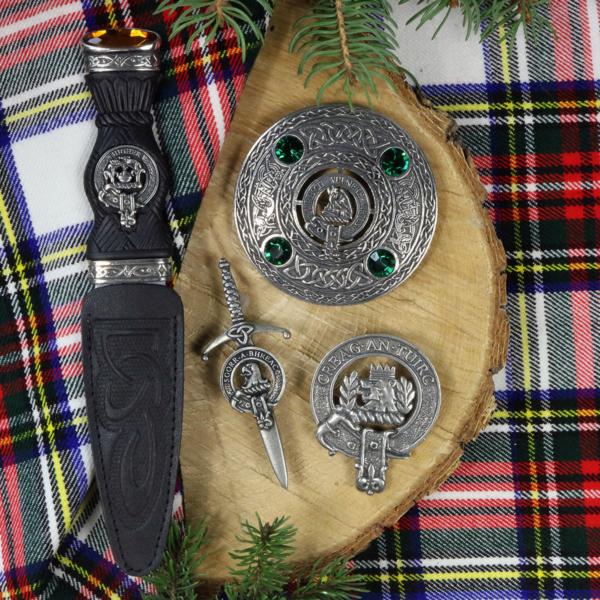 Clan Crest Stuff