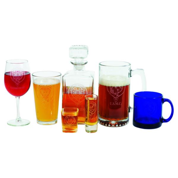U.S. Military Glassware