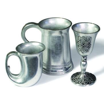 Pewter Tableware