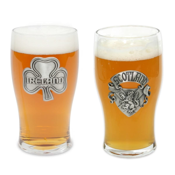 Scottish and Irish Glassware
