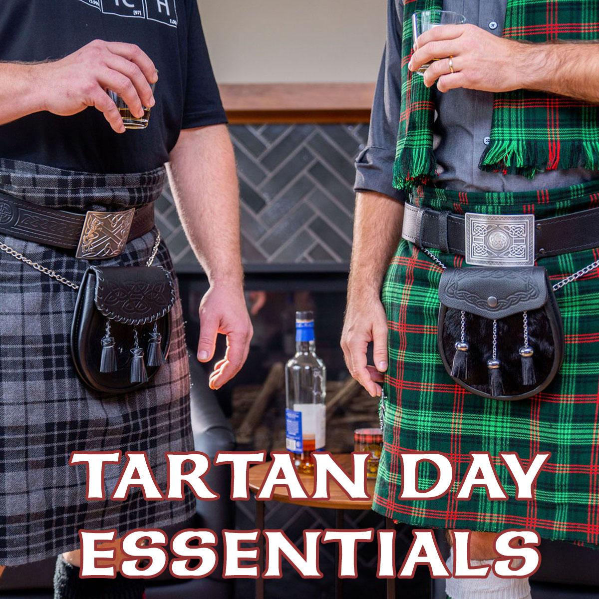 Tartan Day Essentials