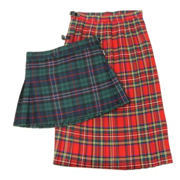 Clearance Kilted Skirts