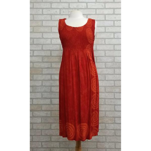 Celtic Knot Sun Dress