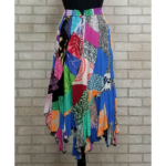 Patchwork Swirl Skirt 1