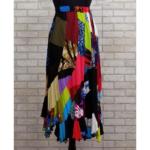 Patchwork Swirl Skirt 2