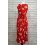 Celtic Knot Red Summer Dress