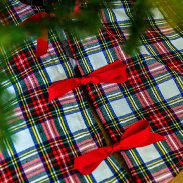 Tartan Tree Skirts