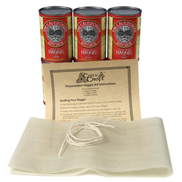 Presentation Haggis Kit - Traditional Lamb
