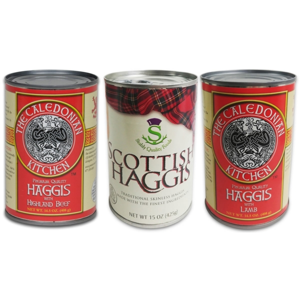 Celtic Croft Haggis Sampler