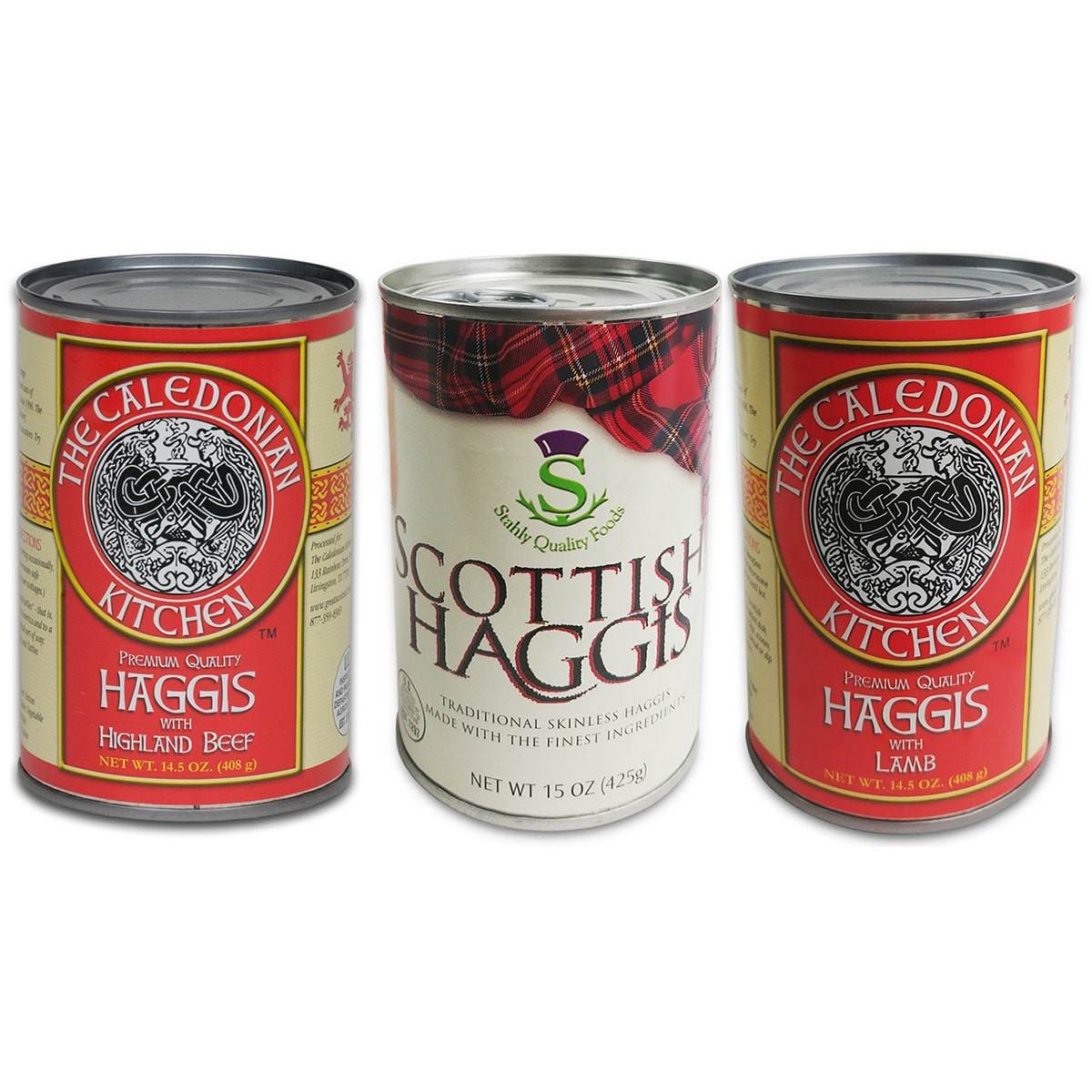 Celtic Croft Haggis Sampler