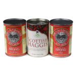 Haggis Sampler 3 Cans with Sirloin Beef