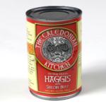 Dented Can Sirloin Beef Haggis
