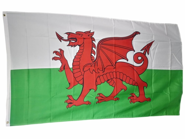 Wales Dragon Flag