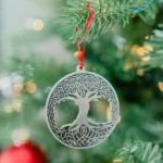 Celtic Tree Ornament