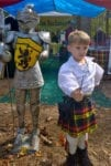 Good Basic Kilt for Kids-Buchanan Tartan