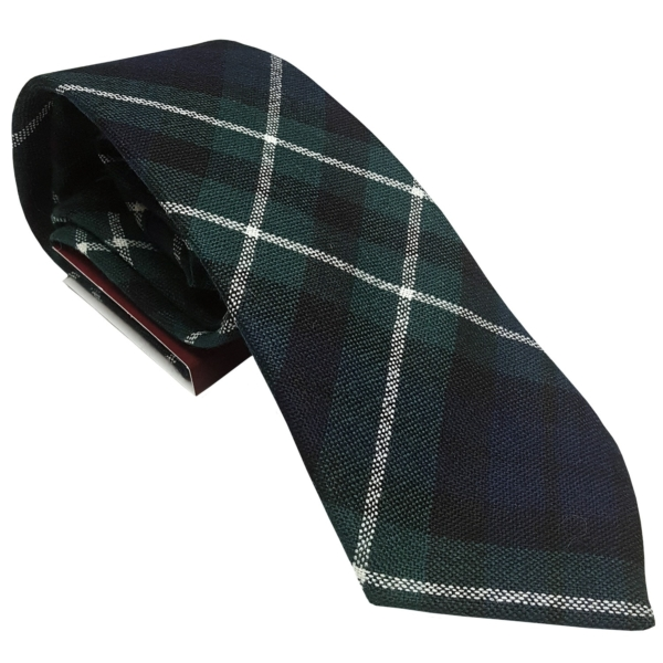 Graham Montrose Modern Tartan Tie