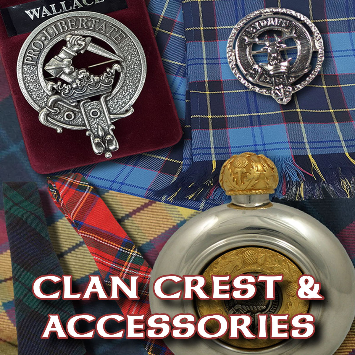 Clan Crest and Accessories