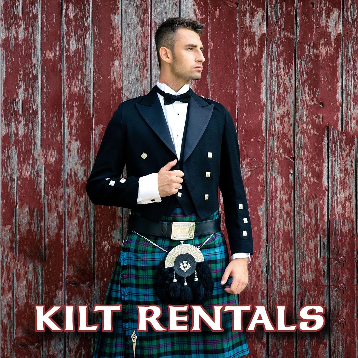 Kilt Rentals Category