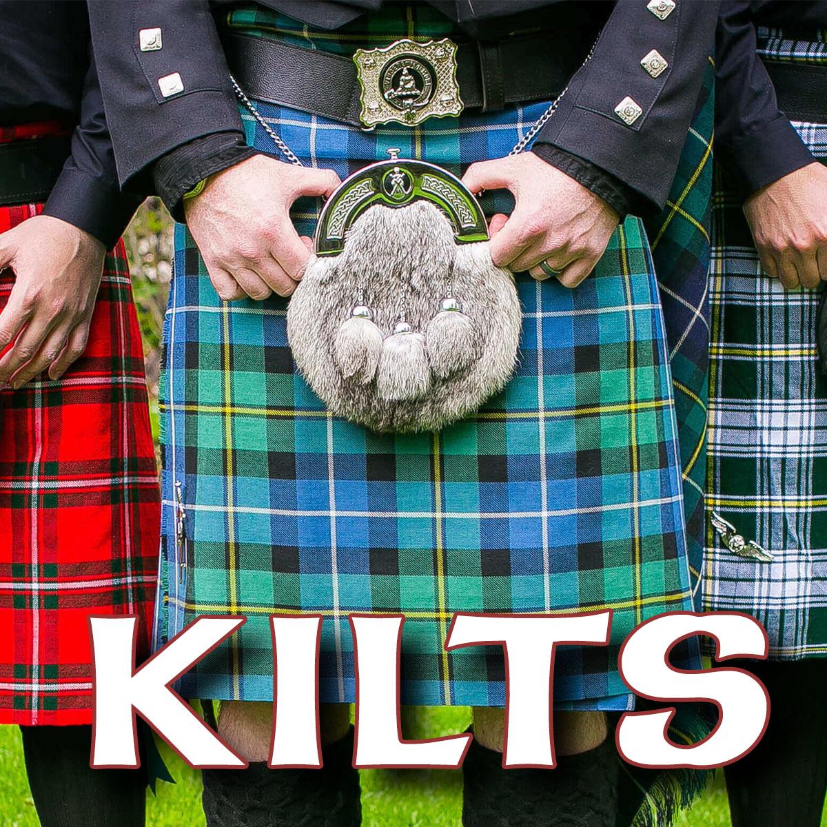 Kilts Main Category