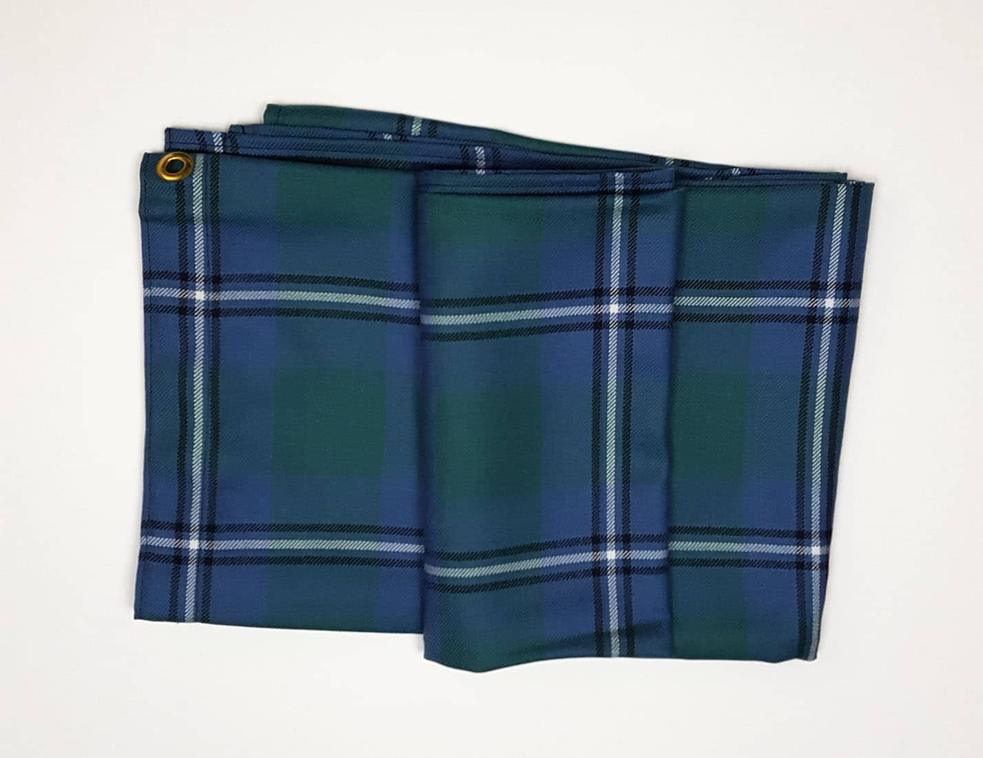 Irvine Tartan Flag
