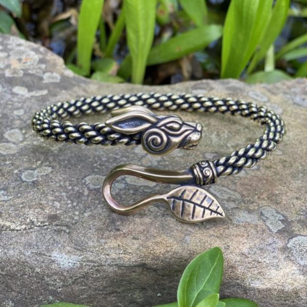 Celtic Arm Rings
