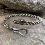 Celtic Dragon Arm Ring