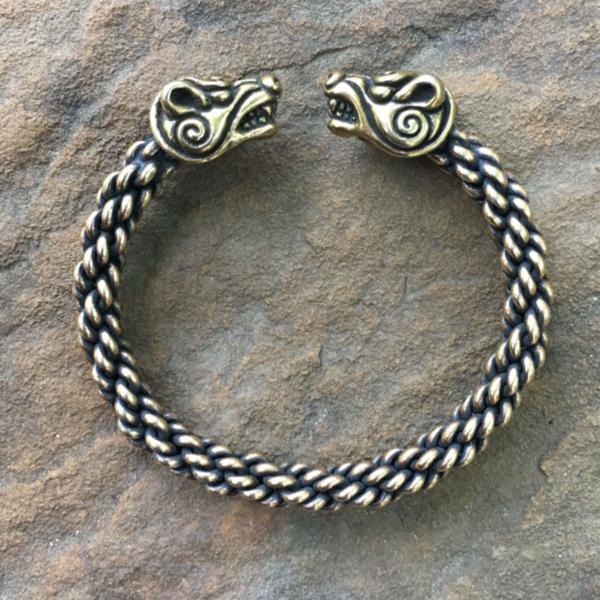 Bear Bracelet Medium Braid