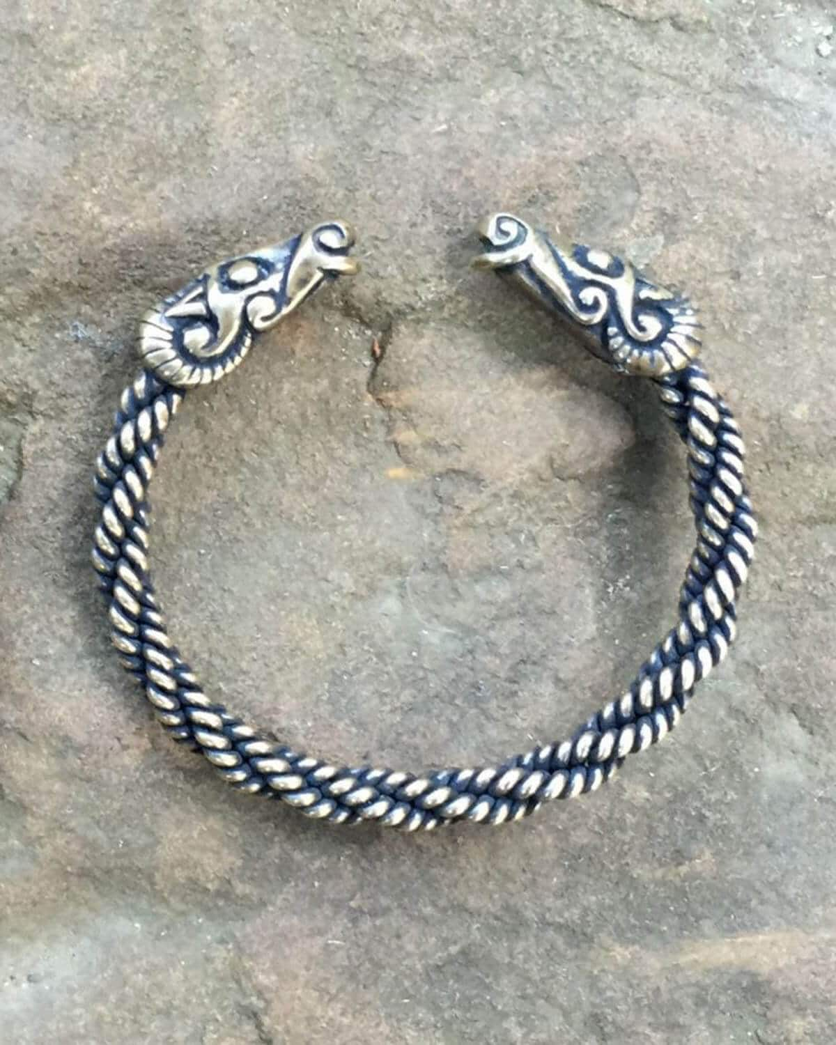 Ram Bracelet Light Braid