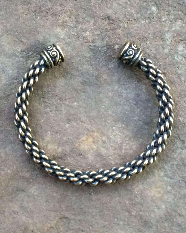 Spiral Bracelet Light Bracelet